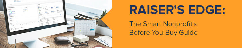Before you purchase Raiser's Edge, make sure you know exactly what this product can do and how to implement it most effectively.