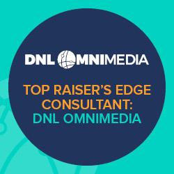 DNL OmniMedia is the top nonprofit consultant for Raiser's Edge training.