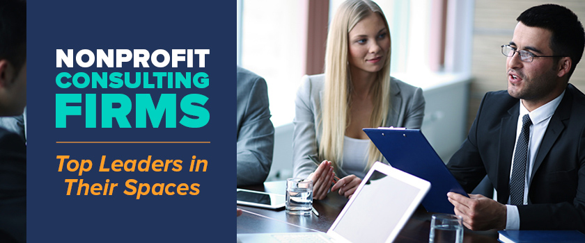 Check out these top nonprofit consulting firms to help with any project.