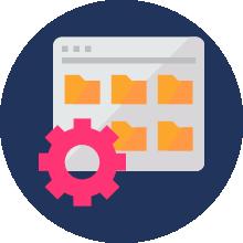 Create processes for nonprofit database management.