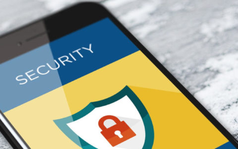 security-on-phone-banner