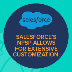 Explore the key strengths of the NPSP in this Blackbaud vs Salesforce Comparison.