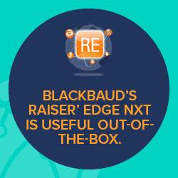 Explore the key features of Raiser's Edge NXT in this Blackbaud vs Salesforce comparison.