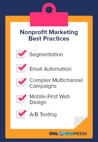 To improve your outreach, consider these best practices that nonprofit marketing consulting can help with.