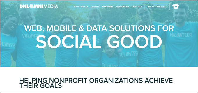 Check out DNL OmniMedia's nonprofit marketing consulting services.