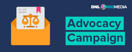 Advocacy campaigns are a type of nonprofit email marketing.