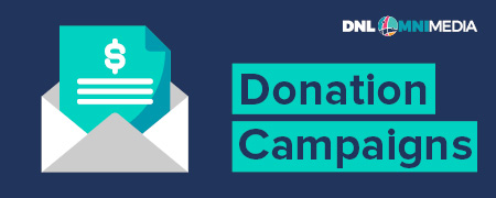 Donation campaigns are a type of nonprofit email marketing.