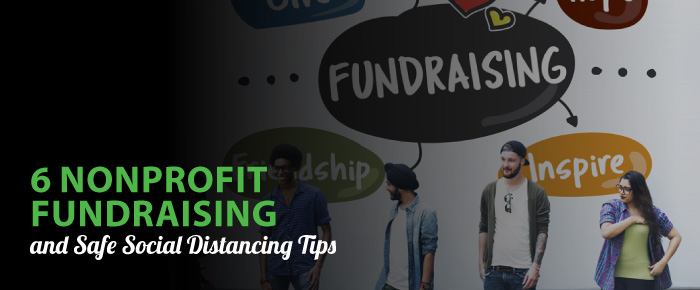 Explore these top tips for fundraising and social distancing during COVID-19.