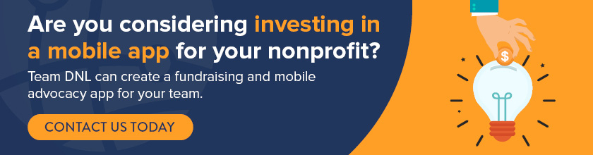 Contact DNL OmniMedia today to learn more about apps for nonprofits.