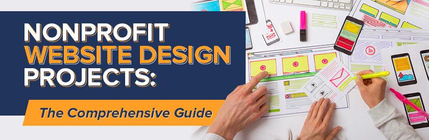 Explore our guide to nonprofit website design.