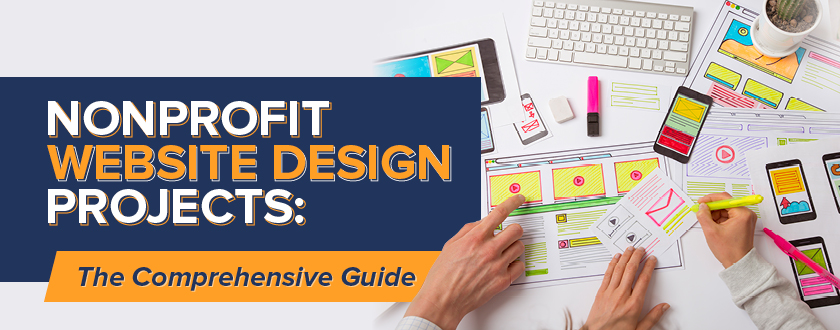 Explore our guide to nonprofit website design.