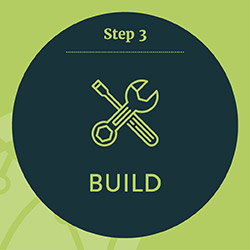 Step 3. Build out your nonprofit IT solution.