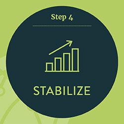 Step 4. Stabilize your nonprofit technology solution.