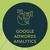 If your nonprofit has a Google Grant, analyze your Google AdWords data to measure the success of your campaigns and ads.