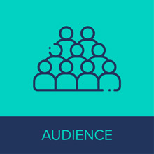 Carefully consider the audience of your new nonprofit digital strategy.