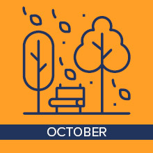 In October, set some concrete plans and goals for your nonprofit's year-end giving campaign.